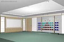 空间模型3D素材