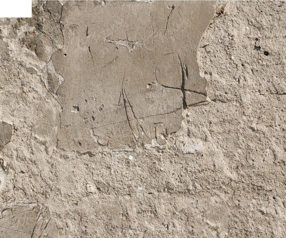 破损石灰墙面贴图3d素材