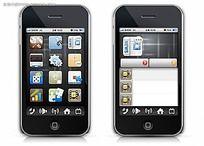 苹果手机界面图标