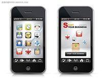 时尚苹果手机图标