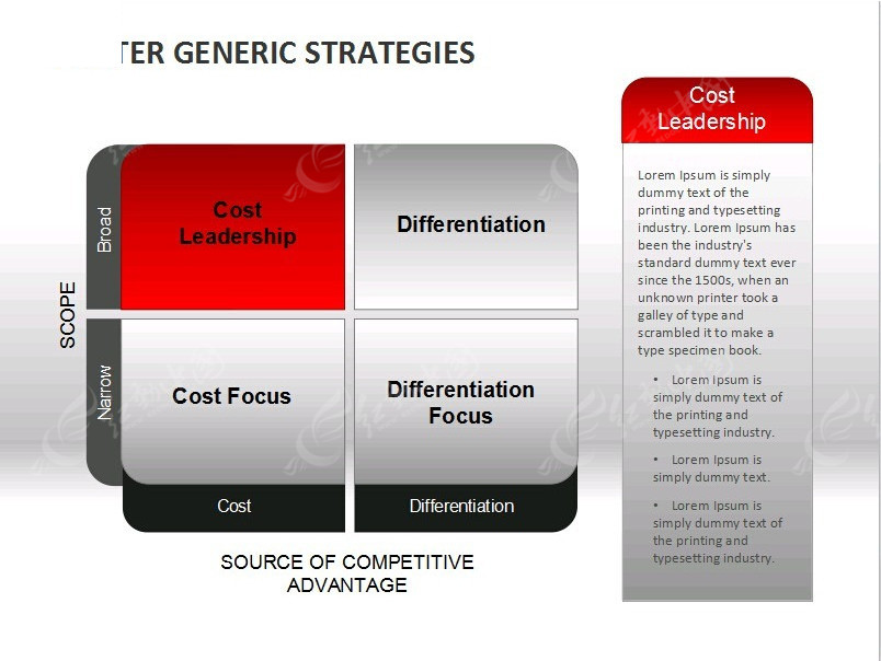 hsbc porters generic strategy