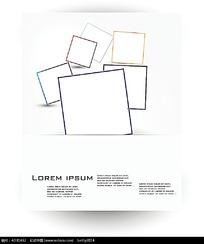 简洁网页设计模板
