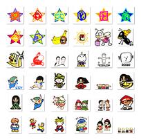 卡通星座表情符号图片