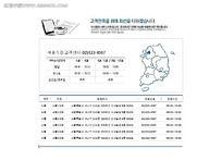 韩国版气象预报FLASH图片轮播