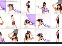 美女网页设计素材