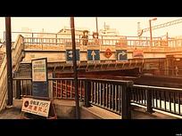 日本动漫场景