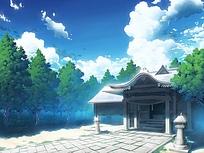 日本动漫神社