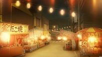 日本小吃街道