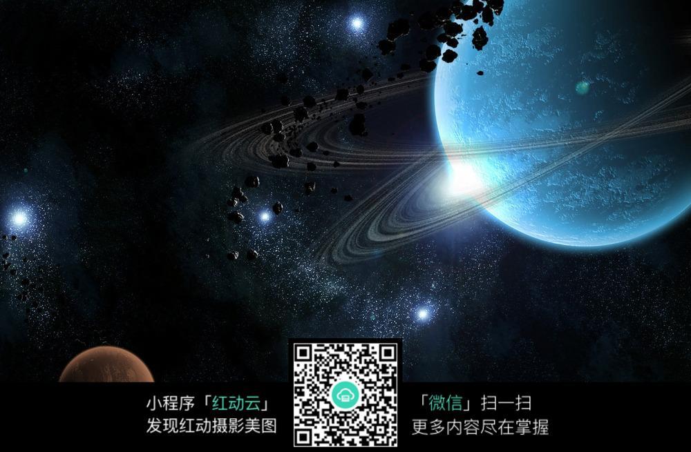 太空和星球电脑壁纸