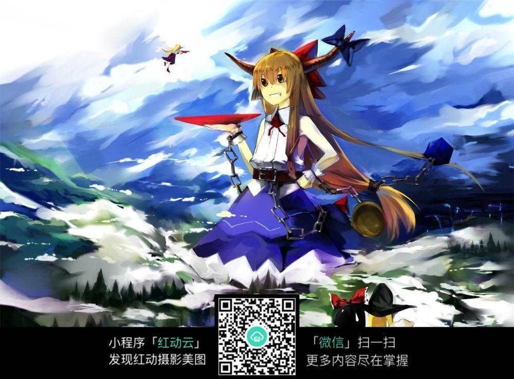 小清新日本动漫图片