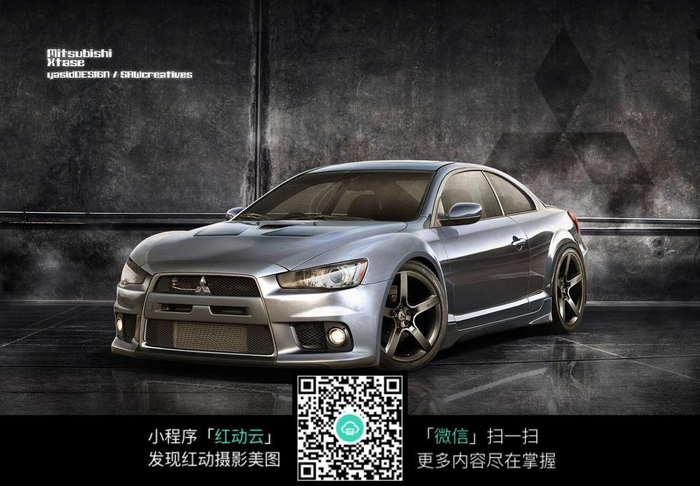 三菱汽车跑车图片