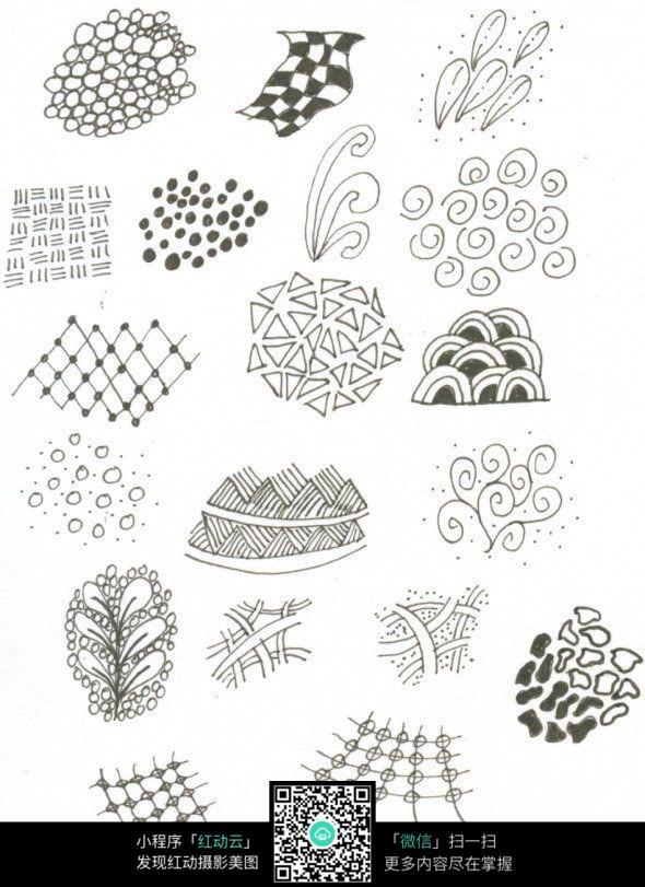 简笔画 设计 矢量 矢量图 手绘 素材 线稿 590_811 竖版 竖屏