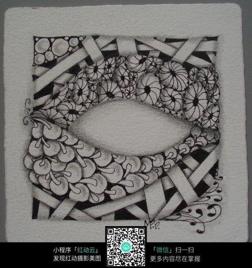 创意手绘装饰画