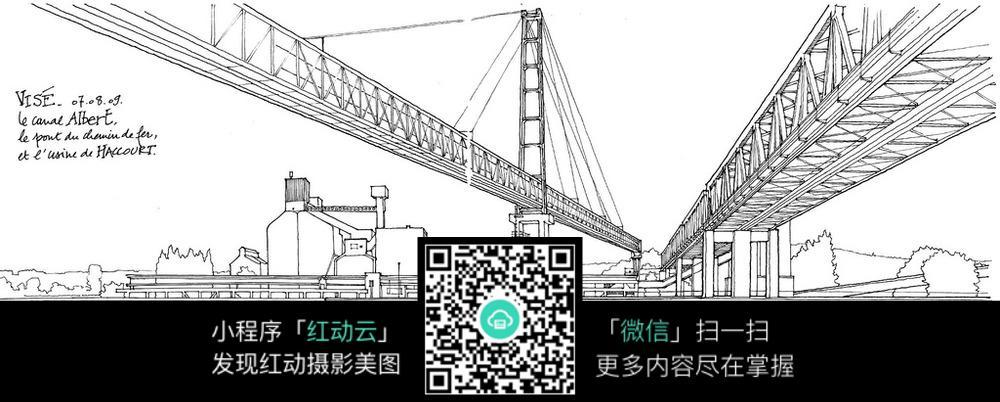 手绘线描图图片,编号是5103976,文件格式jpg,您下载的是一个压缩包