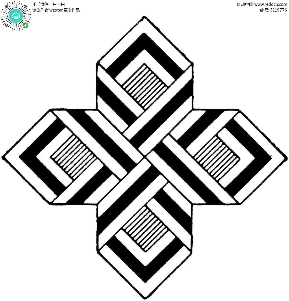 几何现代图案图片素材