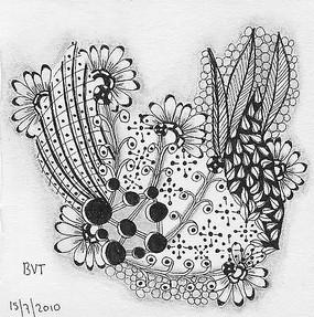 创意几何纹装饰图案图片