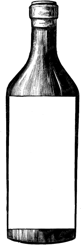 玻璃瓶 红酒瓶
