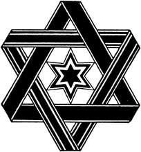 六角形创意设计图案
