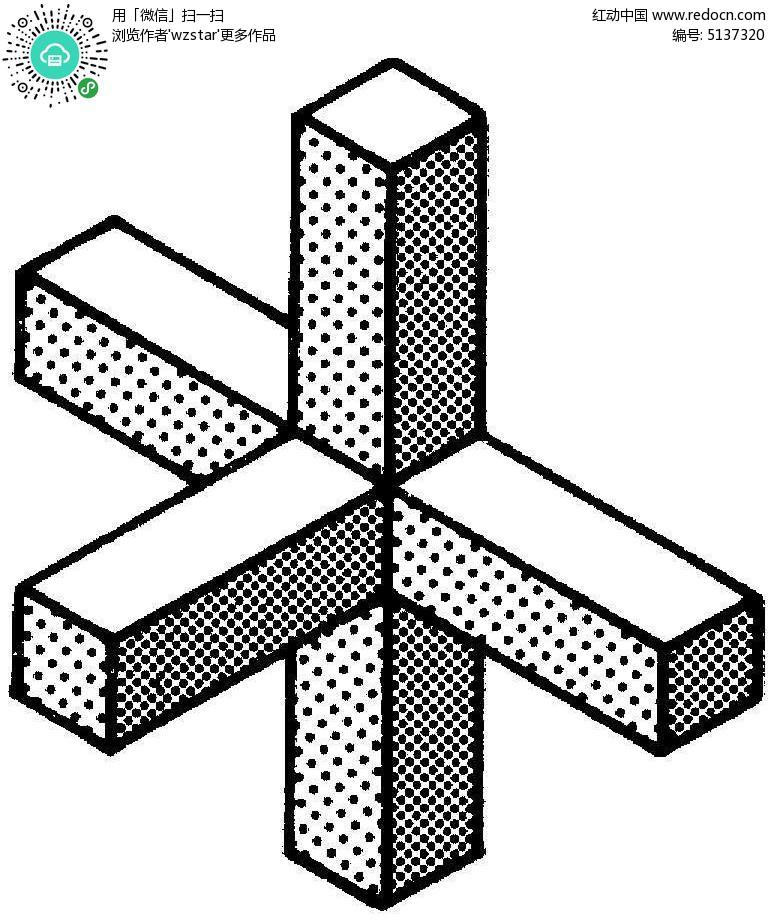 几何空间立体图形图片