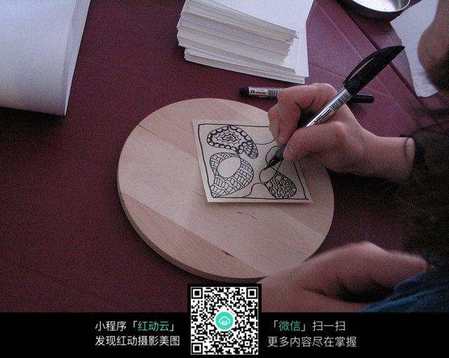 图案 花纹 手绘
