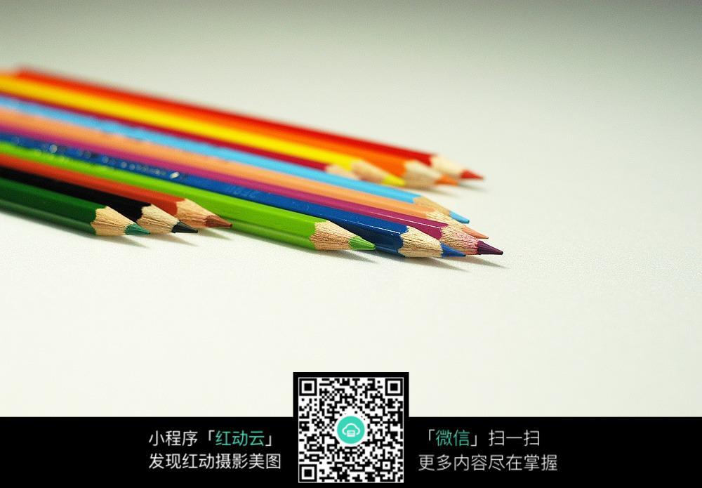 彩色铅笔陈设