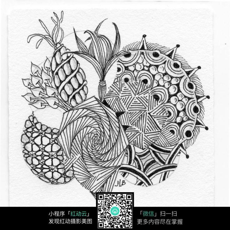 简笔画 设计 矢量 矢量图 手绘 素材 线稿 736_736图片