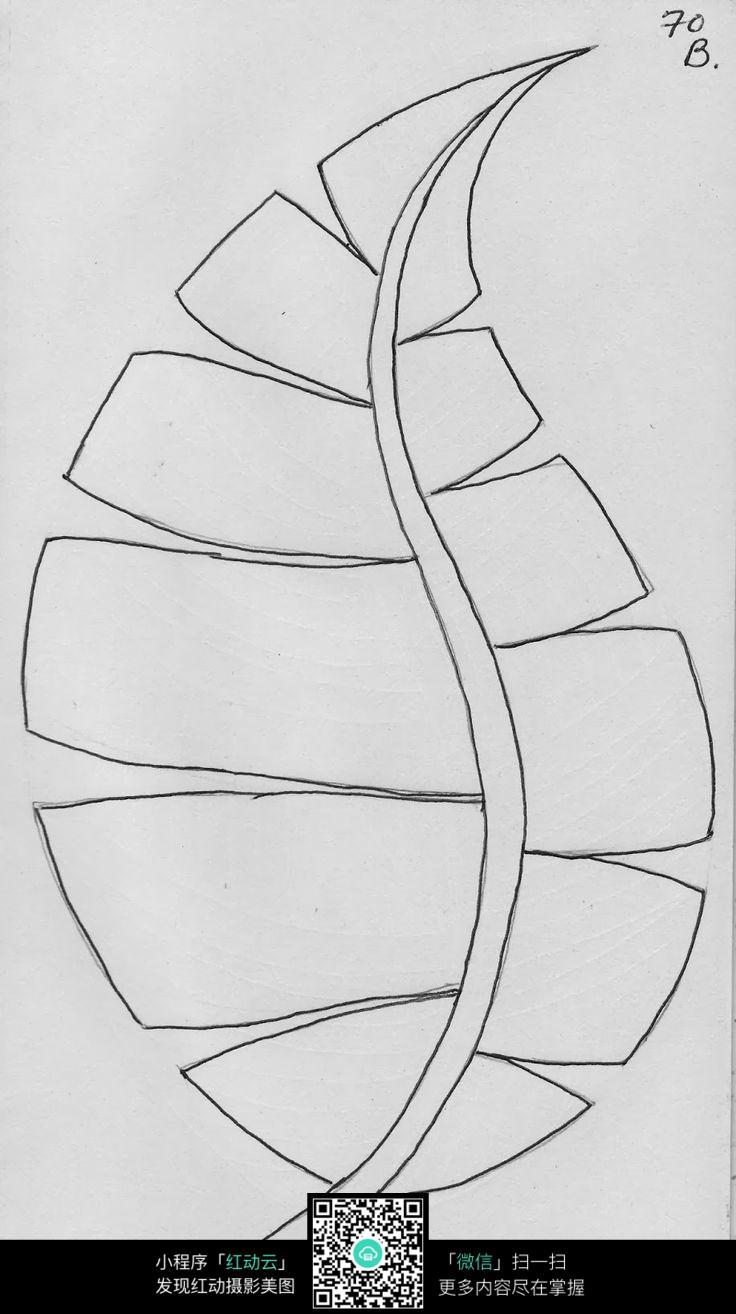 简笔画 手绘 线稿 736_1314 竖版 竖屏