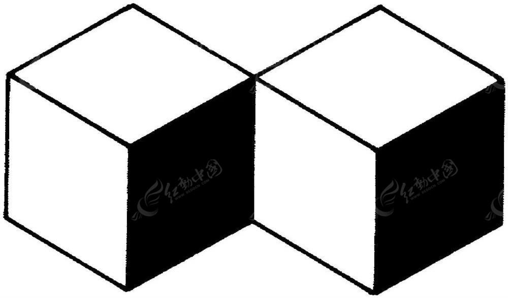 正方体积木