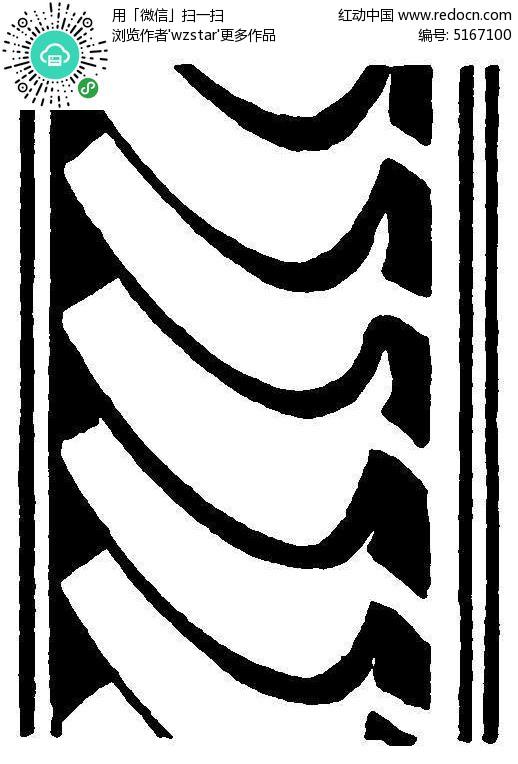 酒杯花纹设计eps素材免费下载_红动网