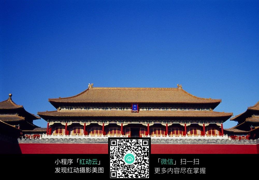 北京天安门正面照图片