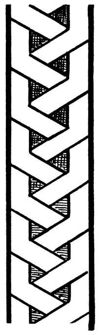 窗格装饰镂空花纹矢量图案