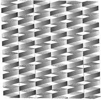 黑白阴影折线线条