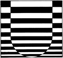 黑白装饰画设计
