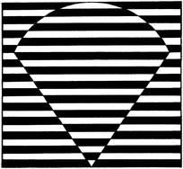 黑白装饰艺术画