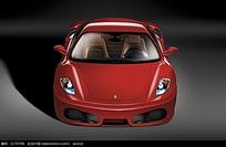 红色概念车