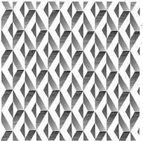 三角镂空阴影花纹