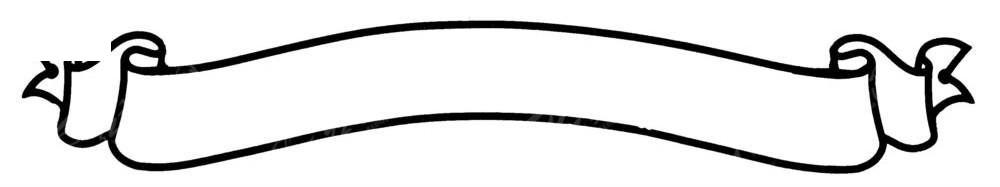 手绘花边边框简单又好看