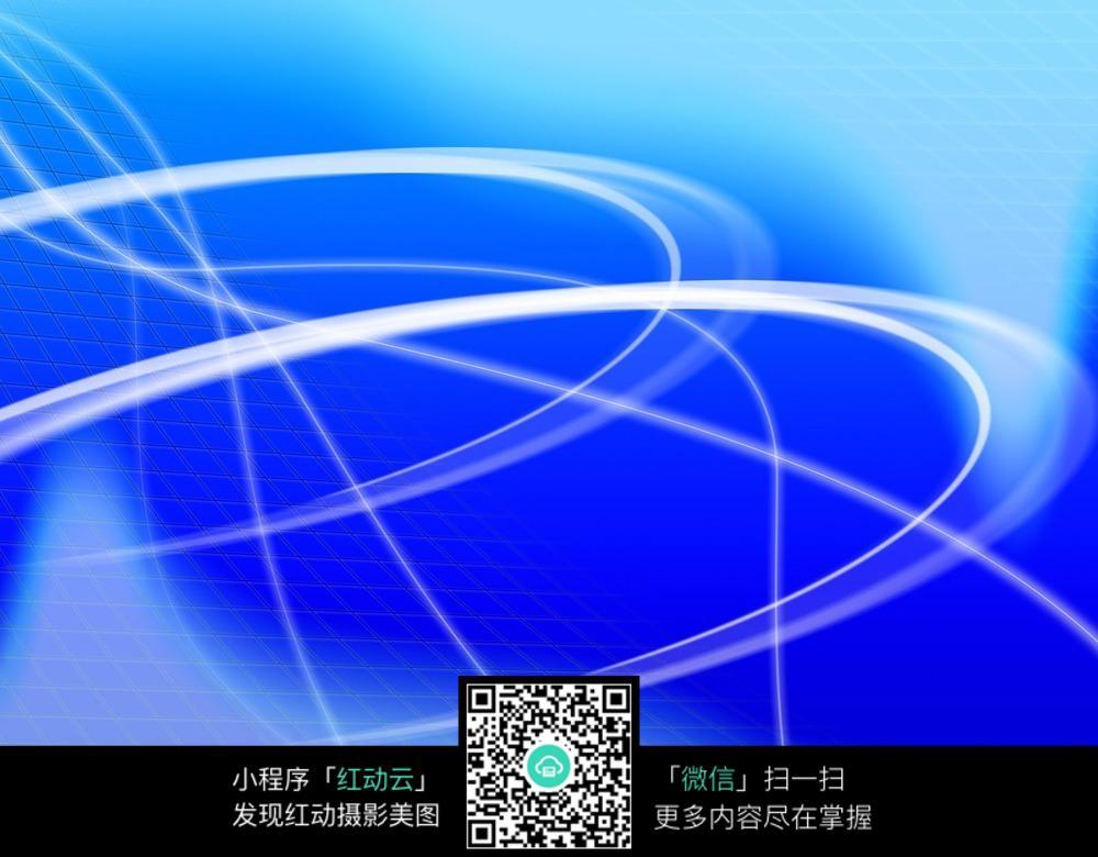线条蓝底背景图片免费下载 编号5173614 红动网图片