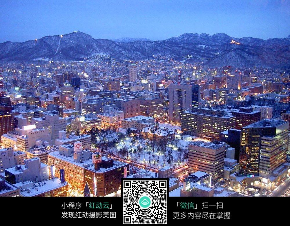 嵩县三合手绘小镇