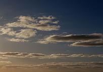 阴天乌云图