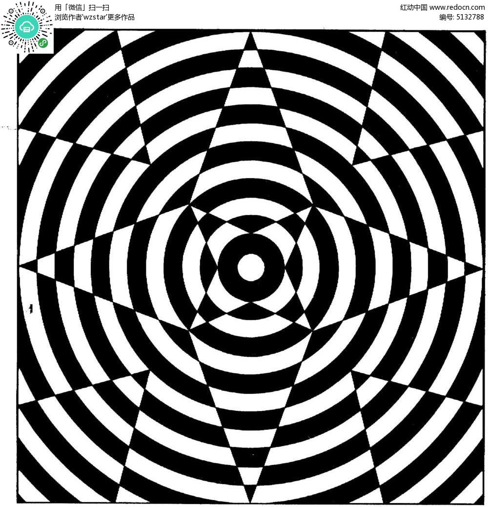 对称图形设计TIF素材免费下载 编号5132788 红动网