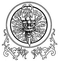龙王头花纹插图