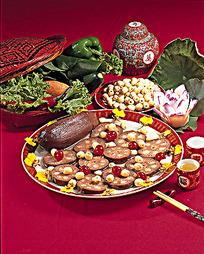 素菜美食图片