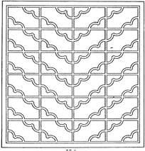 波浪弧线边框