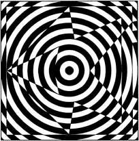黑白平面设计图片