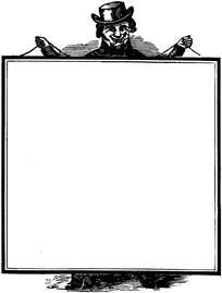 欧洲小丑留白插图