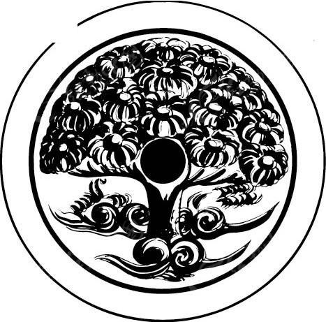 圆形精致创意图案矢量图ai免费下载_其他装饰素材图片