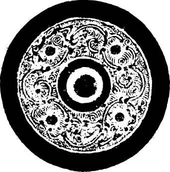 圆形石刻古典花纹图片图片