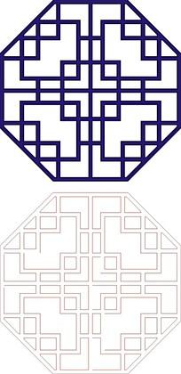 六角形装饰边框