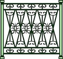 铁栏杆设计